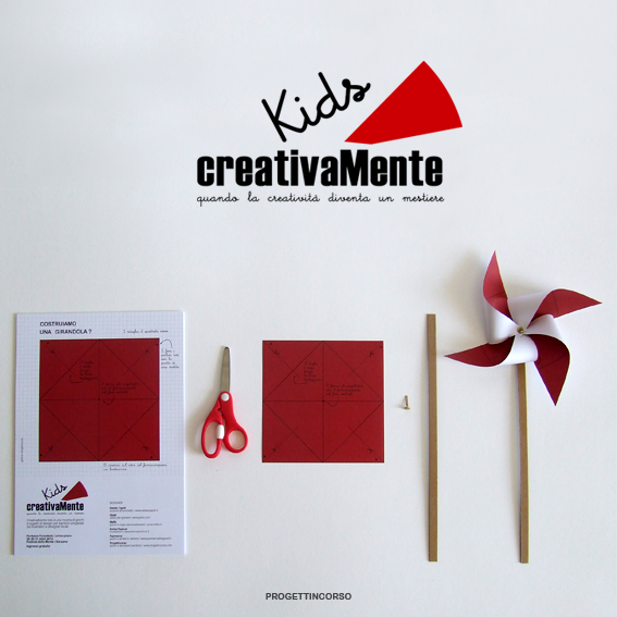 01 grafica creativamente kids by progettincorso